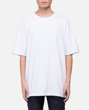 Boxy Graphic S/S T-Shirt (White)