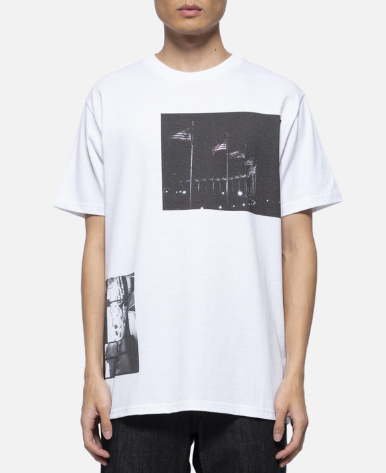Flag Ring S/S T-Shirt