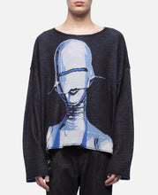 Knit Gang Council - Sweater 'Sexy Robot'