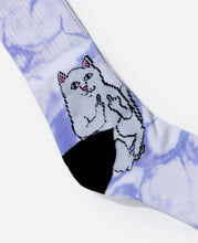 Lord Nermal Socks (Purple)