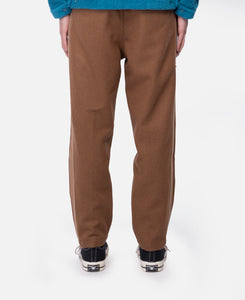 Construct Tapered Slim Pant (Brown)