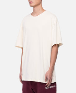 Boxy Graphic S/S T-Shirt (Cream)