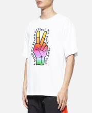 Peace S/S T-Shirt (White)
