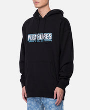 Feel My Face Applique Hoody (Black)