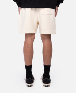 Fleece Short (Cream)