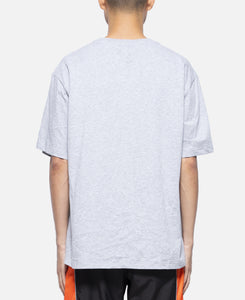 Peace S/S T-Shirt (Grey)