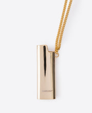 Lighter Case Necklace (Gold)