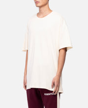 Boxy S/S T-Shirt (Cream)