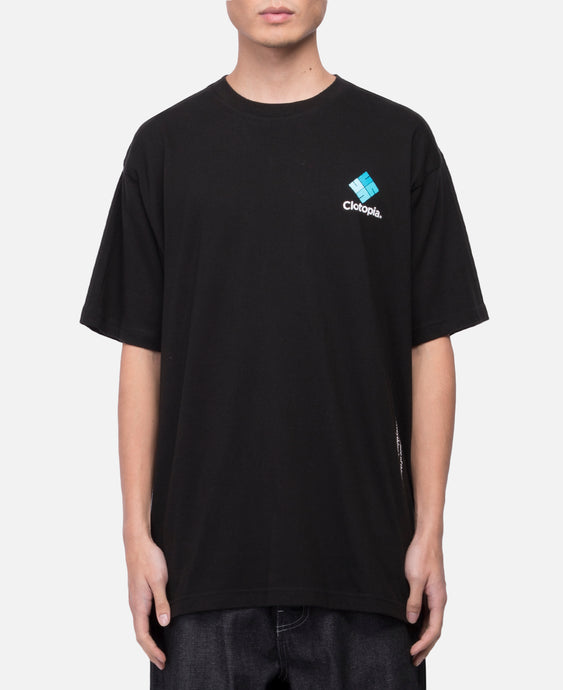Travelogue T-Shirt (Black)