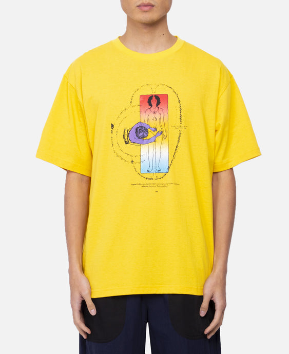 Defense System T-Shirt (Yellow)