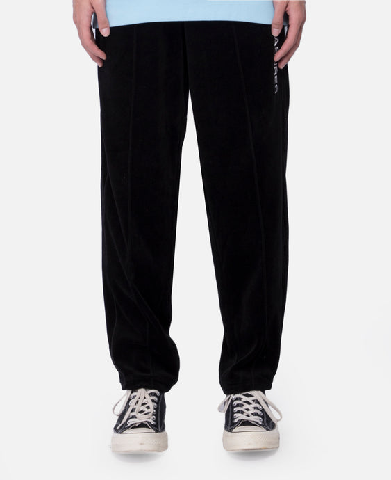 Cozy Velour Pant (Black)