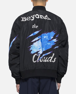 Beyonde Bomber Jacket (Black)
