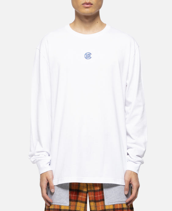 Awakened State L/S T-Shirt (White)
