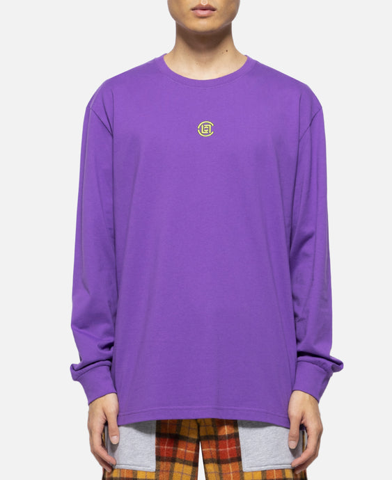 Awakened State L/S T-Shirt (Purple)