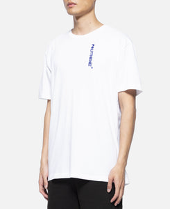 Metal Rod Short Sleeve T-Shirt (White)