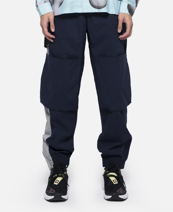 B.T.C. Space In Space Shell Pant (Navy)