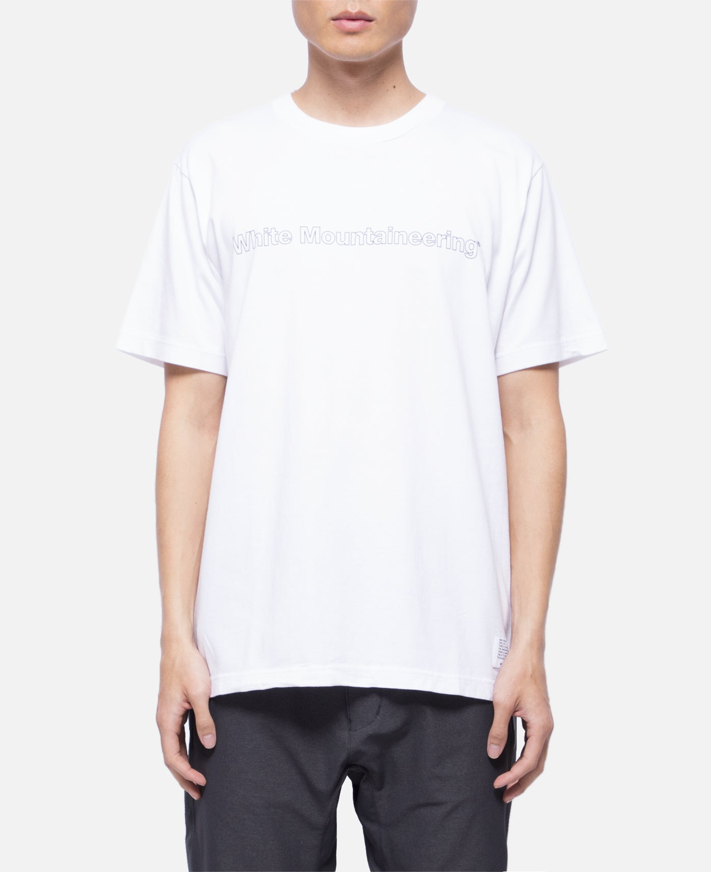 Printed T-Shirt (White)
