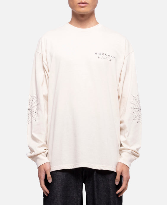 Longsleeve T-Shirt (Cream)