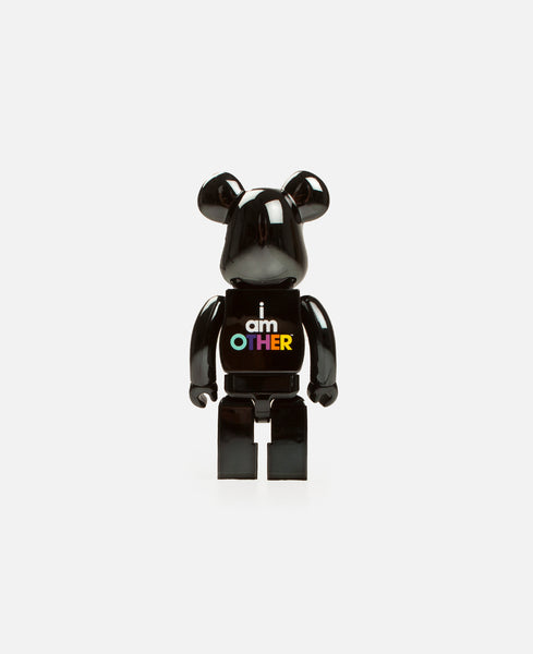 BE@RBRICK I'm Other Chrome Ver. 400%