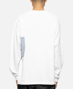 AS M ACG L/S Top (White)