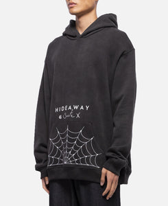 Graphic Logo Hoodie