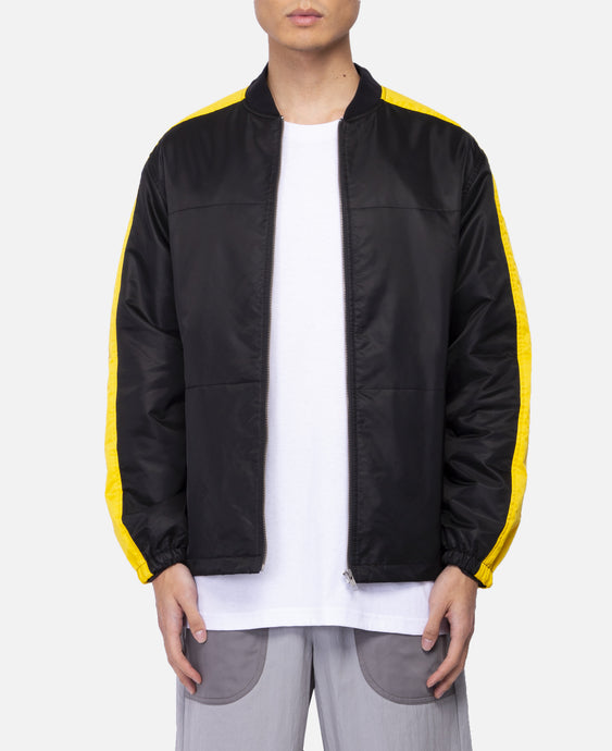 Boxy Nylon Jacket