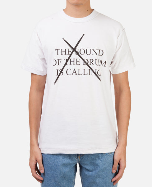 Sound Of The Drum S/S Tee