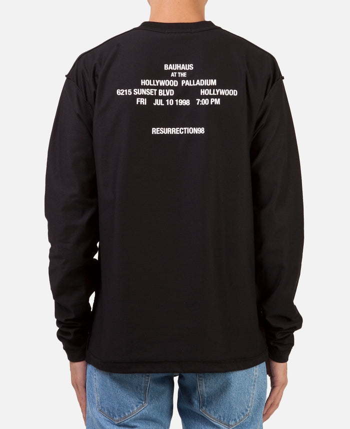 RESURRECTION98 L/S TEE