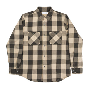 BLOCK CHECK SHIRT