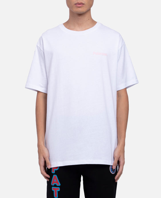 Court Crop T-Shirt (White)