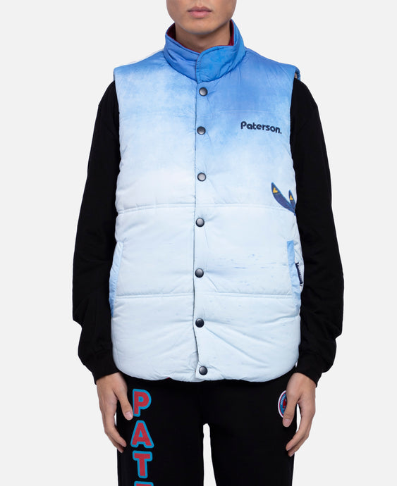 Cut It Reversible Vest