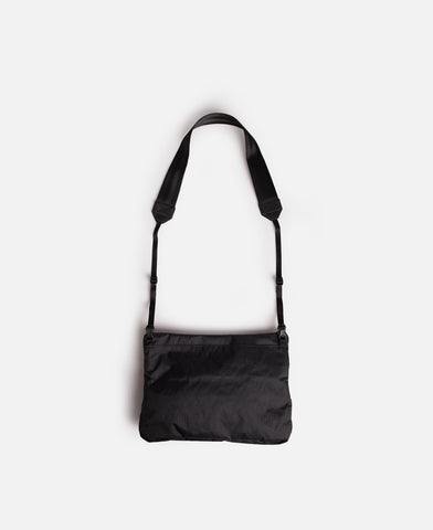 PHONE HOME TOTE (BLACK)