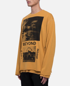 Layered Sweat (Yellow)