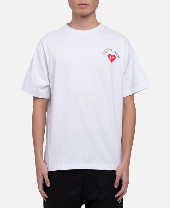 Heart & Hands S/S T-Shirt (White)
