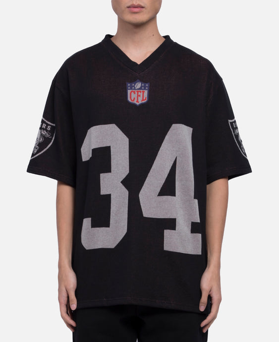 Los Angeles Raiders Knit Jersey