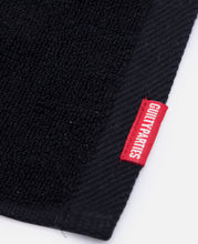 Face Towel (Black)