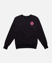 Applique Crewneck Sweat (Black)