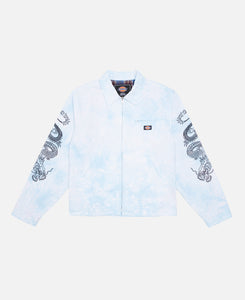 Dragon Work Jacket (Blue)