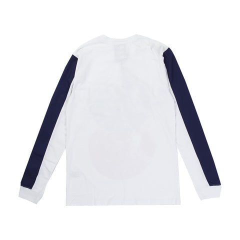 PATCH OPTIC L/S T-SHIRT (WHITE)