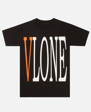 Staple T Inside V (Black/Orange) US