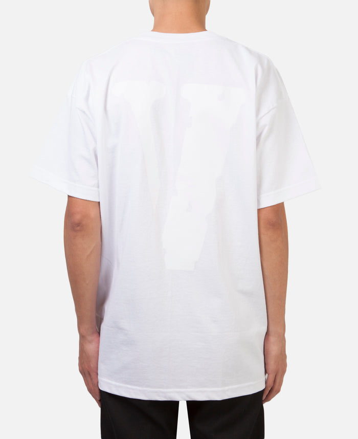 Staple T Inside V (White/Orange) US