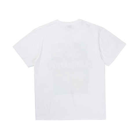 PRINT T (HUMILIATION) WHITE