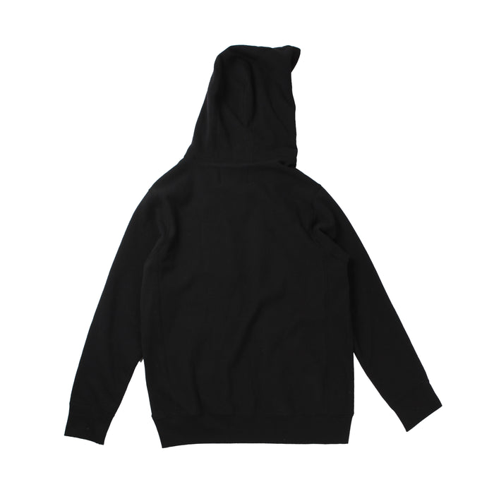 SAFETY PIN SPLIT HOODIE