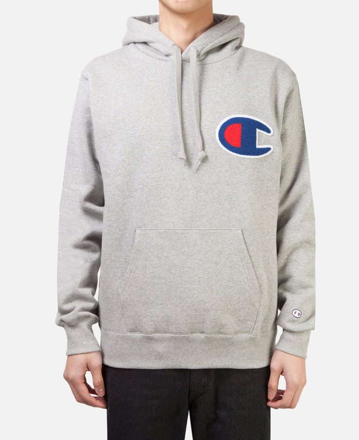 Pullover Hooded Sweatshirt (C3-E127)