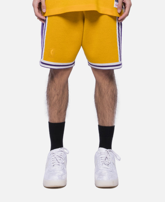 Lakers 96-97 Knit Shorts