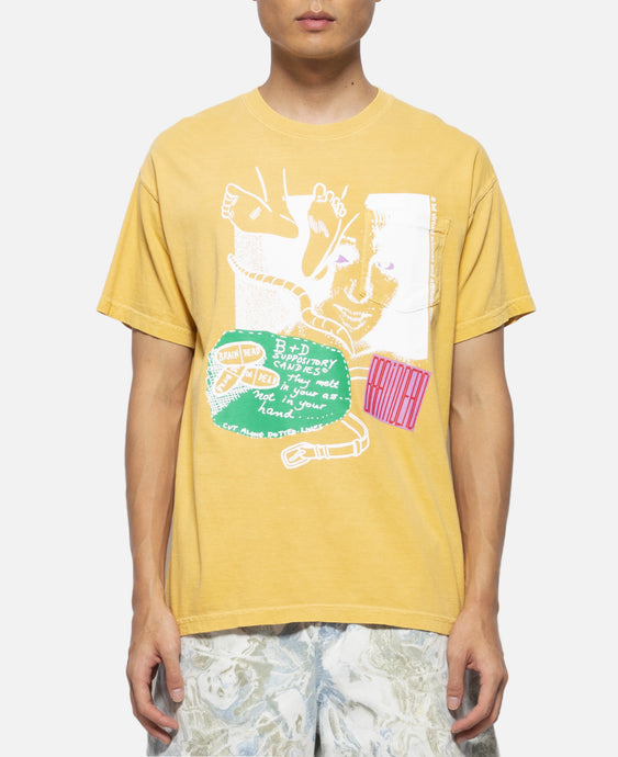 Medication T-Shirt (Yellow)