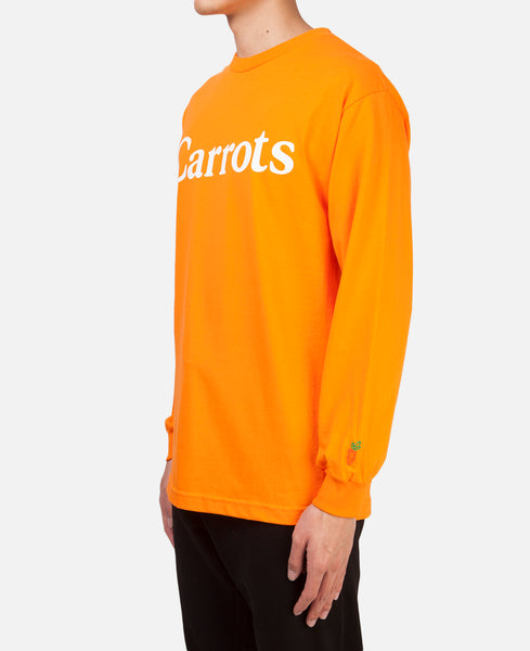 Wordmark Longsleeve T-Shirt