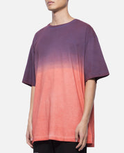 Dip Dye T-Shirt (Purple)