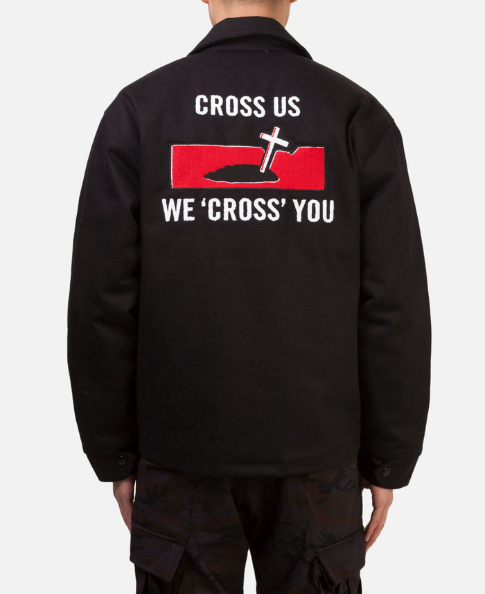 Cross Us Jacket