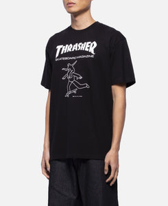 Gonz Buds S/S T-Shirt (Black)